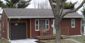A home after remodeling services in Gilbert, IA